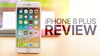 Iphone 8 plus review  (+ giveaway)