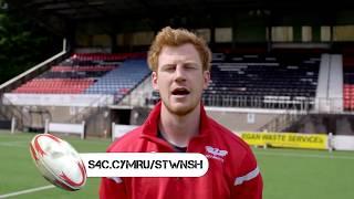 Cystadleuaeth CIC Rygbi | Stwnsh | S4C