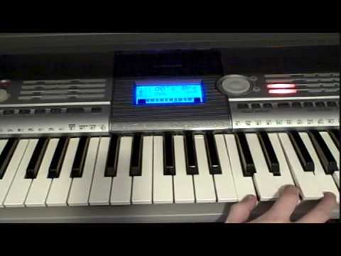 How To Play Jump By Van Halen On Piano Youtube