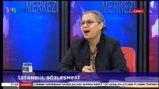 Haber Merkezi - Ebru Birçak & Hülya Gülbahar - 14 Kasım 2018 - KRT TV