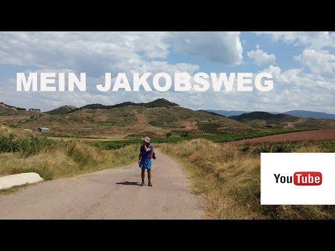 Mein Jakobsweg 2016 Camino Portugues Teil 1