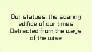Harakiri - Serj Tankian lyrics