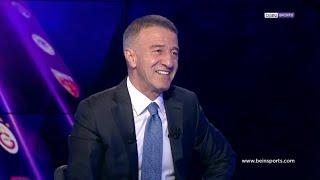 #beUNITED'ın bu haftaki konuğu, Trabzonspor Başkanı Ahmet Ağaoğlu!