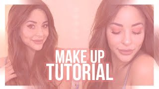 MAKE UP TUTORIAL+ PRODUCTOS FAVORITOS - RYM RENOM