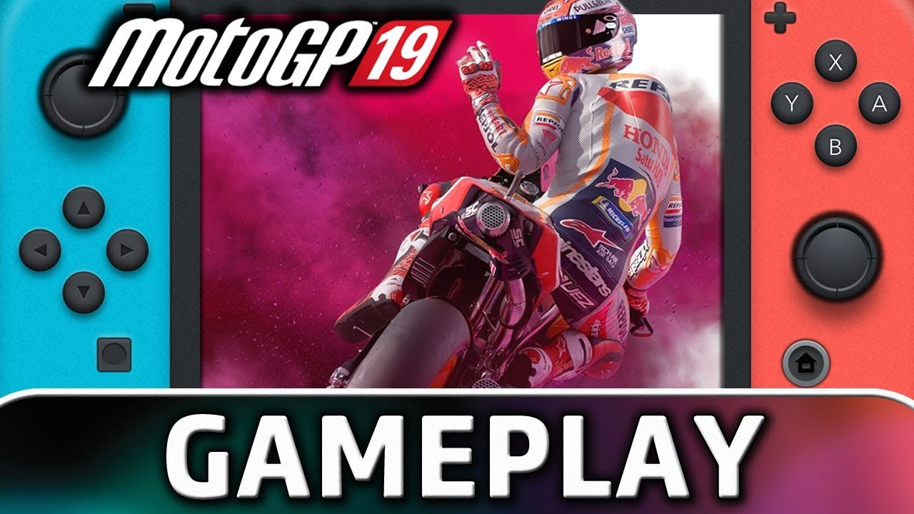 MotoGP 19 | First 10 Minutes on Nintendo Swtich