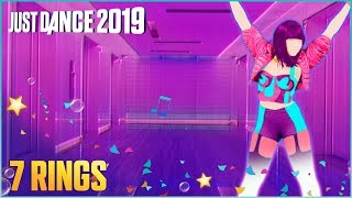 Just Dance 2019 7 Rings by Ariana Grande FanMade Mashup