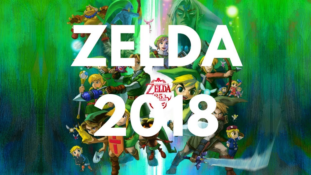New Zelda Game Coming Out This Year 2018 Youtube