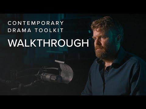Contemporary Drama Toolkit Walkthrough