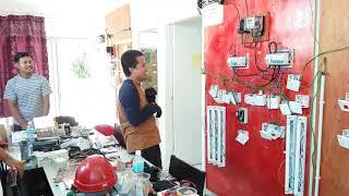 PROFESSIONAL & PRIVATE ELECTRICAL WIRING CLASS - Ujian Litar Pintas - Cikgu Khairil Dari Kedah