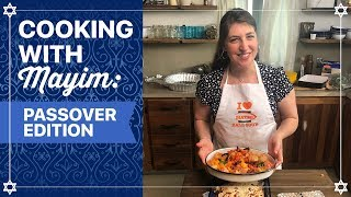 Cooking with Mayim: Passover Edition || Mayim Bialik