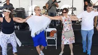 """""""A Taste of Greece"""" Annual Festival, 2018 ~ Kefi dancing with the Best!!"""