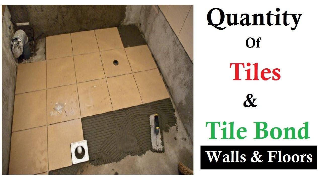 Ceramic Tiles And Tile Bonds In Urdu