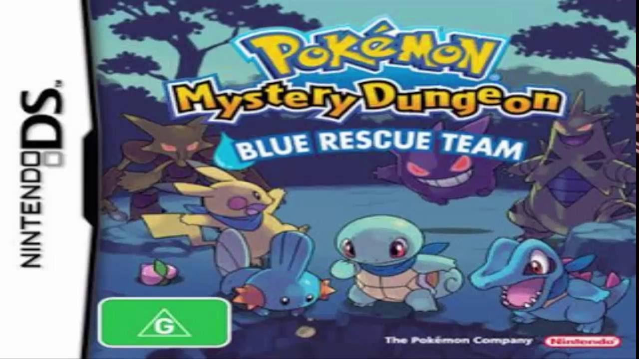 Descargar pokemon mundo misterioso equipo de rescate azul