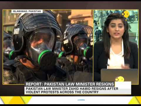 Watch the latest updates on Islamabad protest violence