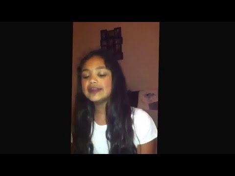 Justin Bieber 'love Yourself' Cover By 10 Year Old Amelia Poggenpoel