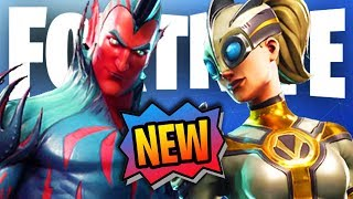 TOP NEW LEGENDARY SKINS, Gliders, Pickaxes, Backpacks AND MORE IN FORTNITE!