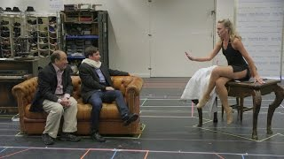Watch Highlights From Rehearsal for The Producers at Paper Mill Playhouse