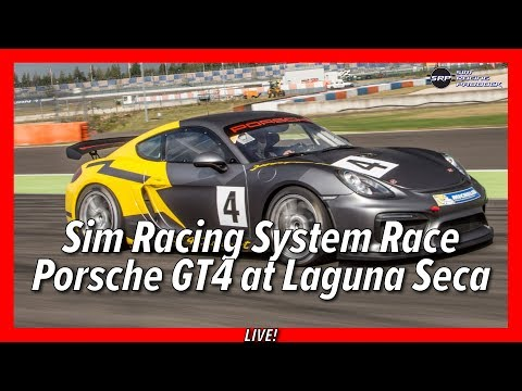 sim racing system assetto corsa porsche gt4 at laguna. Black Bedroom Furniture Sets. Home Design Ideas