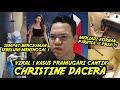 rekaman cctv pramugari cantik yang diperkosa 12 pria christine angelica dacera