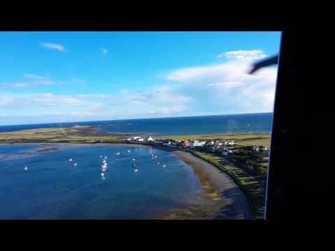 Exercise with Rescue 116 Irish Coastguard
