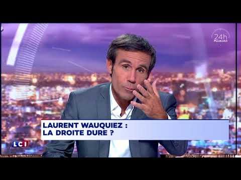 Laurent Wauquiez invité de LCI mardi 26 septembre