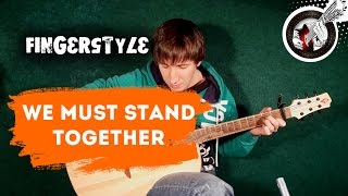 When we stand together on guitar | Fingerstyle (урок + табы)