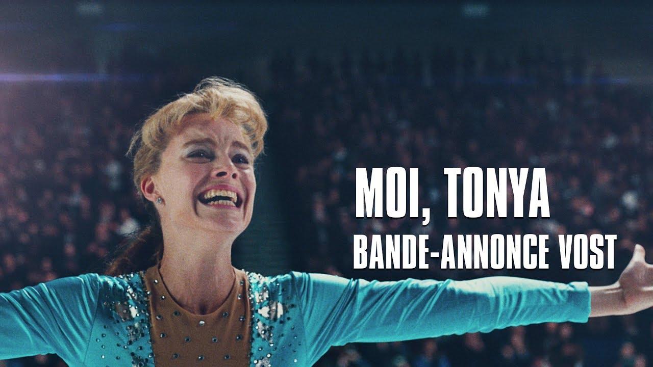 MOI,TONYA - avec Margot Robbie - Bande-Annonce VOST