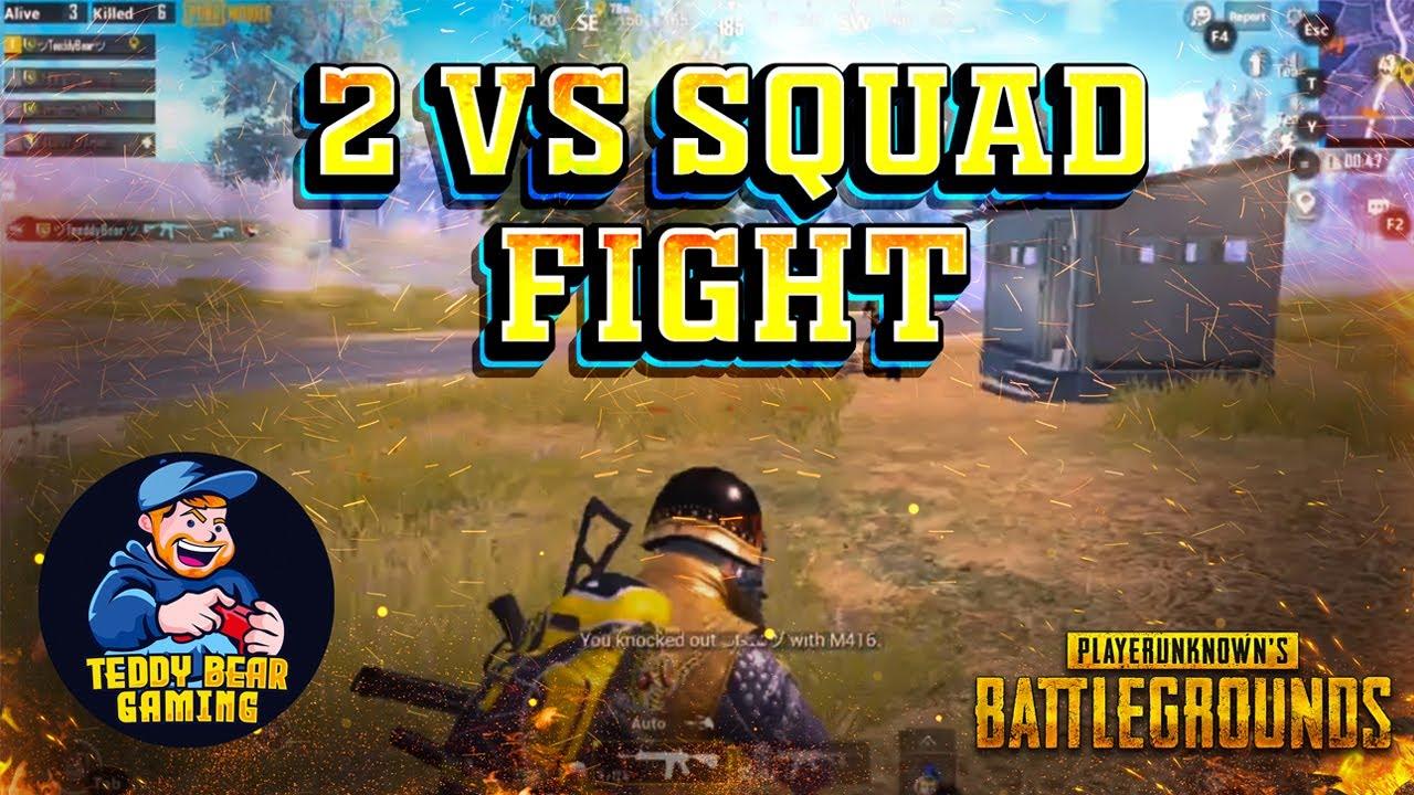 PUBG Mobile | Last Zone Best Fight Scene | PUBG Gameplay