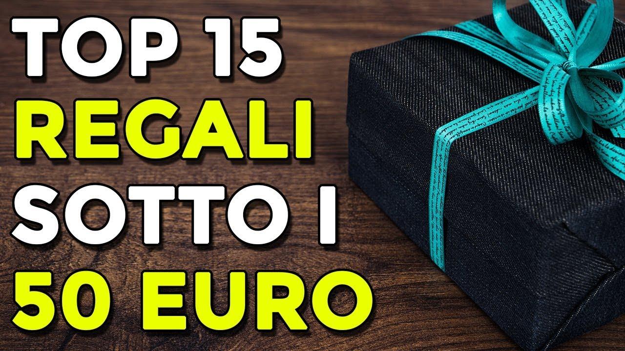 Regali Di Natale 50 Euro.Top 15 Regali Di Natale Sotto I 50 Euro Idee Regalo Per Chi Ama I Videogiochi