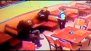 Empresario se defiende disparando a delincuentes en chifa del Rímac