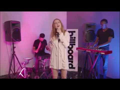 Bridgit Mendler - Do You Miss Me At All (Live at Billboard Studios)