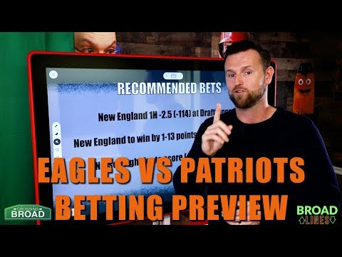 Eagles Vs Patriots Betting Predictions, Odds And Picks