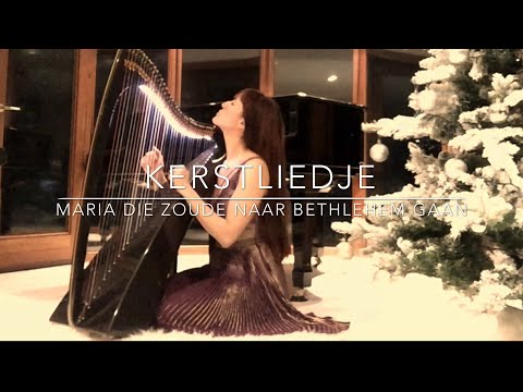 Celtic Harp - Christmas Carol from Belgium/Holland - Kerstlied