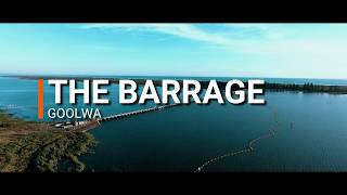 The Barrage at Goolwa