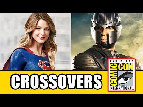 Arrow, The Flash & Supergirl CROSSOVER Spoilers - David Ramsey At Comic Con