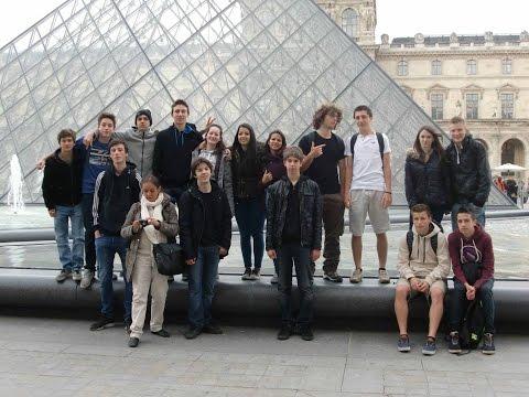 Voyage à Paris 2014 part1