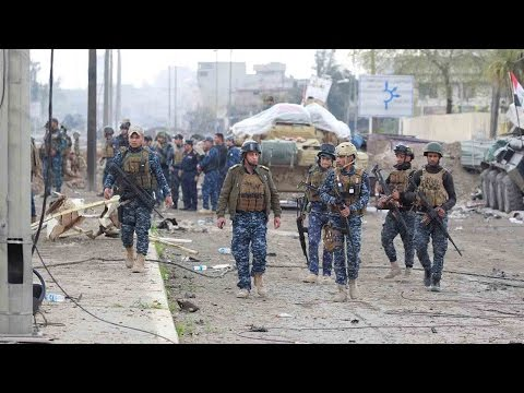 Iraqi forces struggle to dislodge deeply-embedded ISIL militants