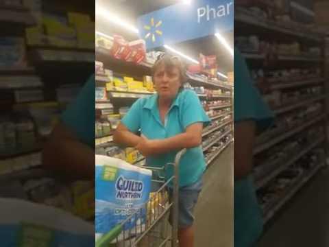 Rude At Walmart