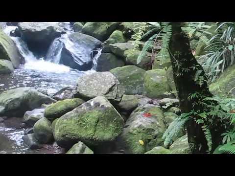 Gawahon falls, victorias, negros occidental , Philippines