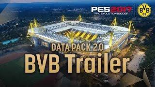 PES 2017 | DLC Data Pack 2.0: Trailer 'Borussia Dortmund'