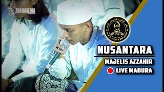 Nusantara (Oh Tanah Air ku Indonesia Raya)   Majelis Azzahir Live Bangkalan Madura
