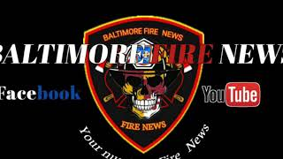 Baltimore fire news promo