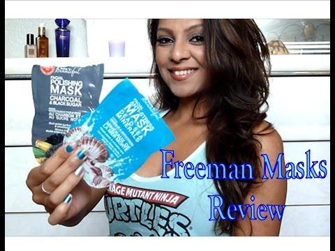 freeman-masks-review:-charcoal-&-black-sugar-and-dead-sea-minerals