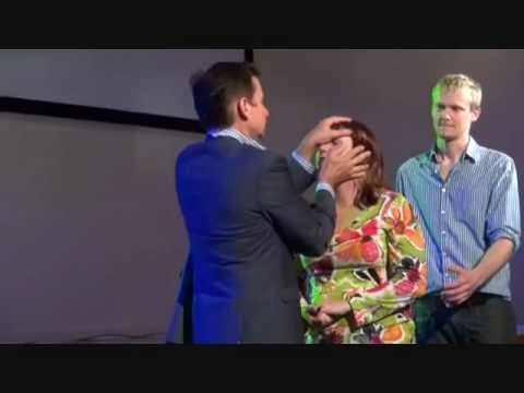 Cracked tooth healed and pain disappears - John Mellor Ministries