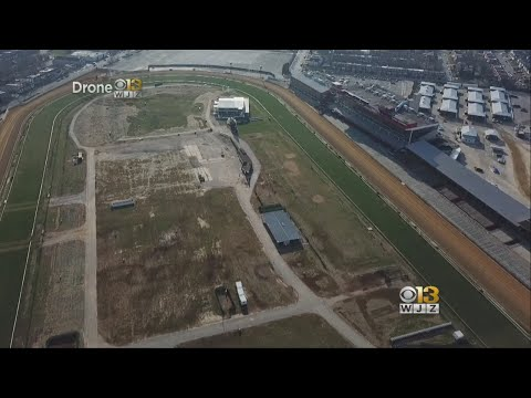 Maryland Stadium Authority Recommends Pimlico Race Course Rebuild