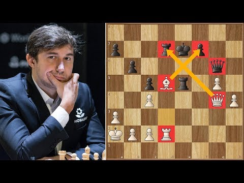 Million Dollar Baby  | Karjakin vs Caruana | Candidates Tournament 2018.