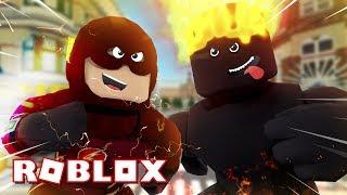 ROBLOX-The END!! (superhero)