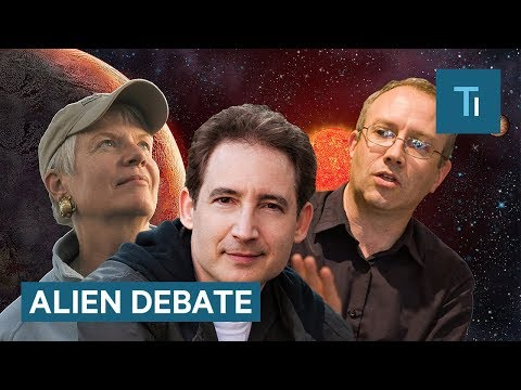 3 Leading Scientists Debate: Should We Contact Aliens?