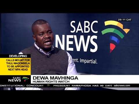 Post Zimbabwe elections with Dewa Mavhinga