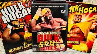 WWE Hulk Hogan DVD Collection Review